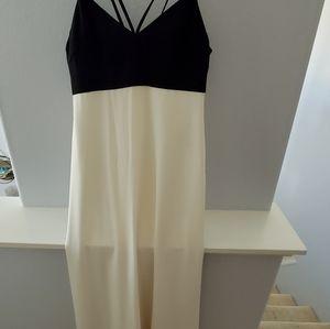Jill Jill Stuart women's color lock gown size 8